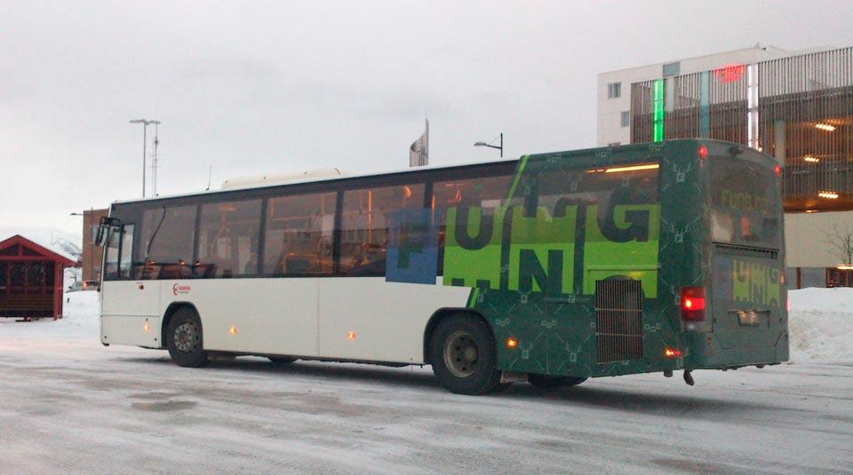 FUNG-fungbussen