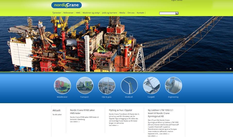 NordicCrane-Web-Front
